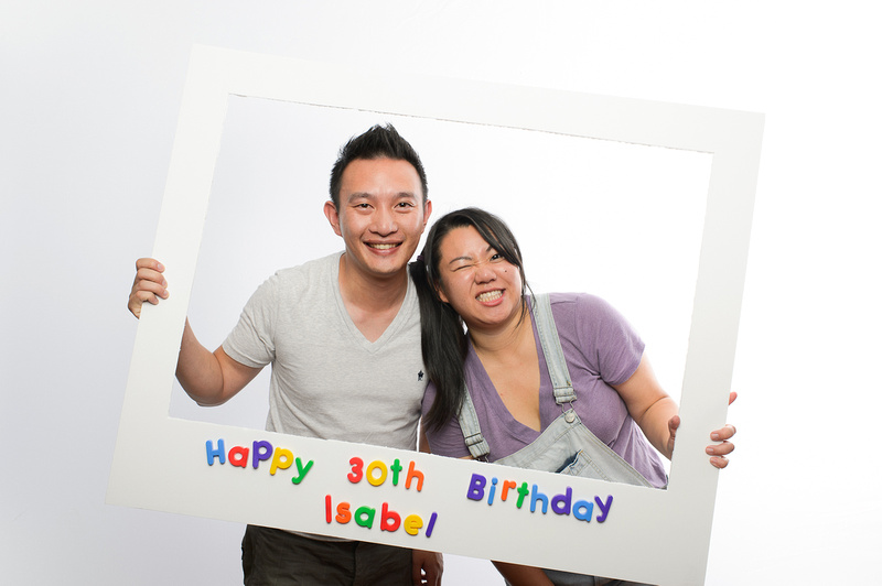 photobooth melbourne birthday isabel pedro photography event